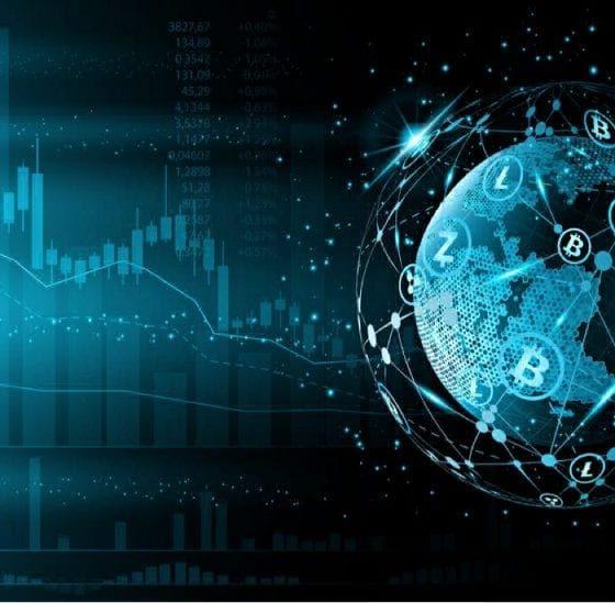 money in crypto industry