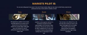 marketspilot platform features