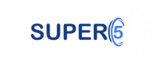 Super5 logo