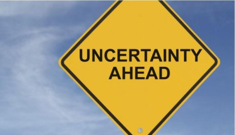crypto market uncertainty