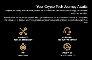 Omplix crypto trading benefits