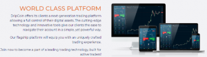 Dripcoin trading platform