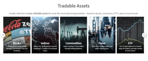 TRADE.com assets available